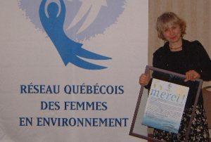 Réseau québécois des femmes en environnement